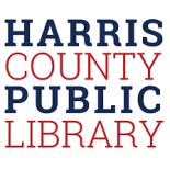 Harris County Public Library logo