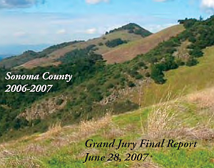 2006-2007 Grand Jury Final report cover