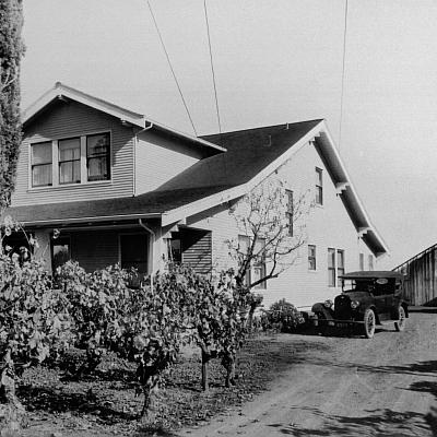 Sonoma County farmhousoe