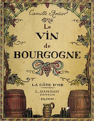 Vin de Bourogne cover